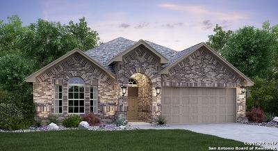 Bexar County Single Family Home New: 14446 Palomino Place