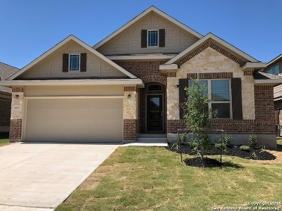 Bexar County Single Family Home New: 14535 Rawhide Way