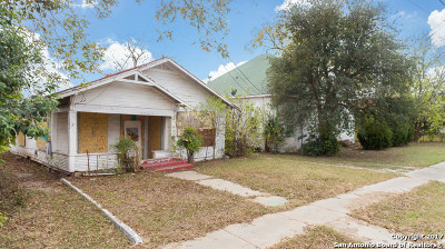 Bexar County Single Family Home New: 520 Dawson St