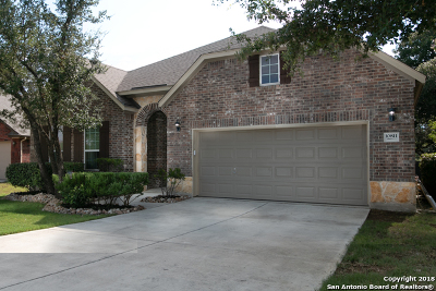Helotes Single Family Home Back on Market: 10811 Newcroft Pl