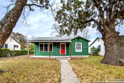 San Antonio Single Family Home For Sale: 343 Hermine Blvd