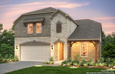 Helotes Single Family Home Price Change: 10833 Tansy Canyon
