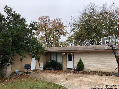 San Antonio TX Single Family Home New: $119,900