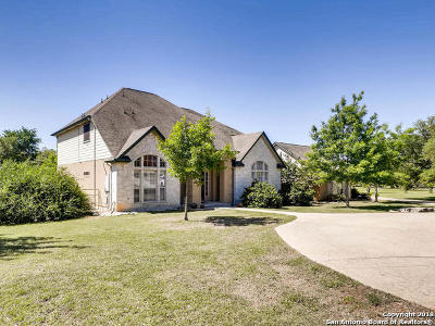Comal County Single Family Home For Sale: 585 Stirrup Dr