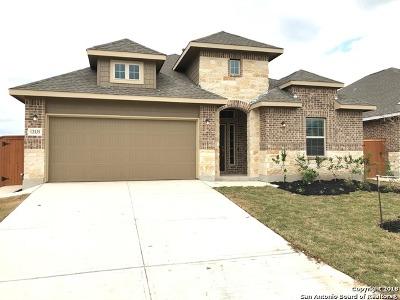 San Antonio Single Family Home Price Change: 12135 Fort Leaton