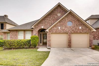 San Antonio Single Family Home For Sale: 27226 Trinity Bnd