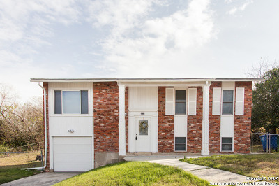 San Antonio Single Family Home Back on Market: 5410 Wales St