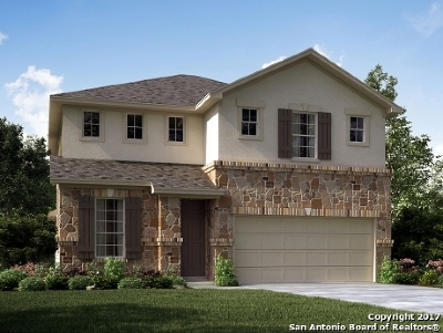 Single Family Home For Sale: 6730 Abbot Crossing