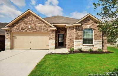 Single Family Home For Sale: 7806 Creekshore Cv