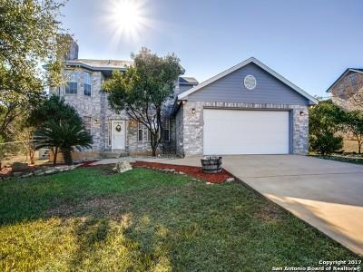 Timberwood Park Single Family Home For Sale: 528 Ceremonial Rdg