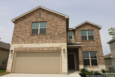 Bexar County Single Family Home For Sale: 10411 Rosalina Loop