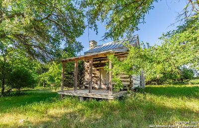 Fredericksburg Single Family Home For Sale: 309 Luckenbach Rd