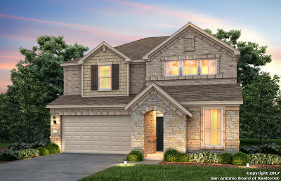 Boerne Single Family Home Price Change: 7730 Valle Local