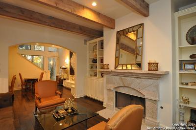 San Antonio Condo/Townhouse For Sale: 131 Routt St #131
