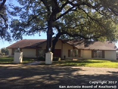Atascosa County Single Family Home For Sale: 113 Pulliam Dr