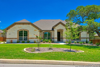 Boerne Single Family Home For Sale: 10138 Descent