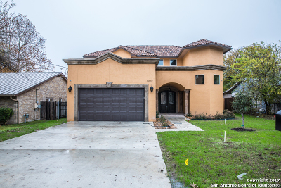 Bexar County Single Family Home For Sale: 11007 Link