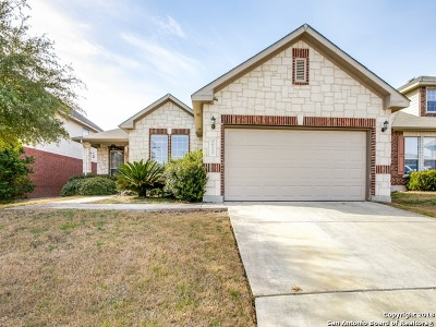 Boerne Single Family Home For Sale: 26111 Lost Creek Way