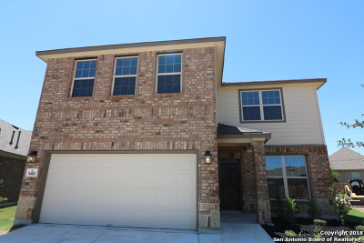 Helotes Single Family Home For Sale: 9403 Bricewood Post