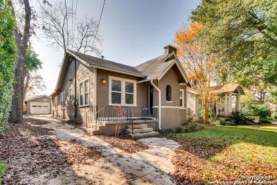 Alamo Heights Rental For Rent: 326 Corona Ave