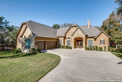 Garden Ridge Single Family Home For Sale: 19503 Creekview Oaks