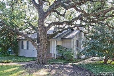 Alamo Heights Rental For Rent: 236 Argyle Ave
