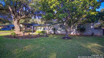 Universal City Single Family Home Price Change: 117 Sage Dr