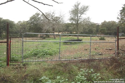 Helotes Residential Lots & Land For Sale: 12.11 Acres Highway 16