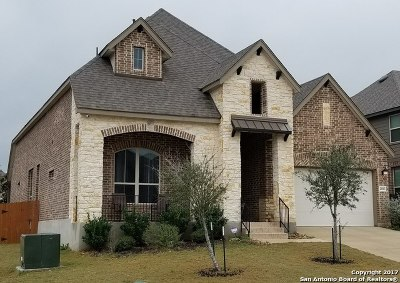 San Antonio Single Family Home For Sale: 24503 Merlot Way