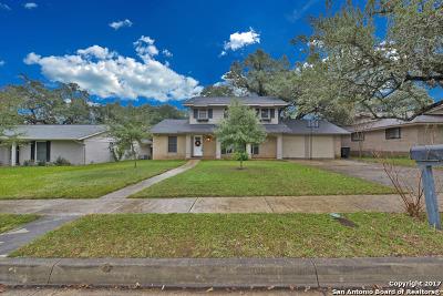 San Antonio Single Family Home Back on Market: 11622 Intrigue Dr