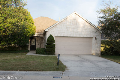 Single Family Home Price Change: 1335 Stetson Grn