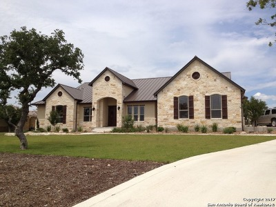 Fair Oaks Ranch Single Family Home For Sale: 436 Ranch Pass