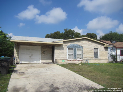 Single Family Home For Sale: 227 Las Palmas Dr
