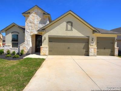 Bexar County Single Family Home Price Change: 13223 Sandlot Way