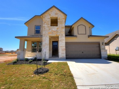 Bexar County Single Family Home For Sale: 13114 Tabak Trail