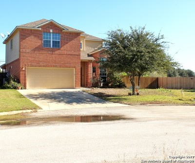 Atascosa County Single Family Home For Sale: 1832 Lost Trail