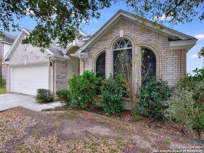 Schertz Single Family Home Price Change: 4733 Green Bluff Dr
