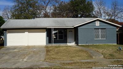 Single Family Home Price Change: 2511 Monticello Ct