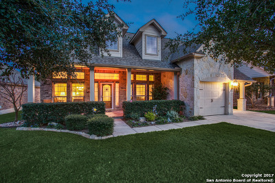 San Antonio Single Family Home Back on Market: 26002 Torena Loop
