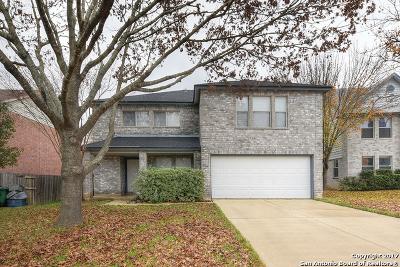 San Antonio Single Family Home Back on Market: 2114 Encanto Rdg