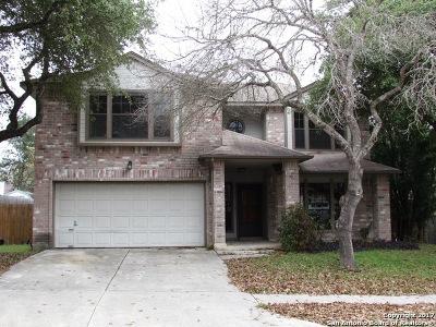 Schertz Single Family Home Back on Market: 2704 Hillview Ln