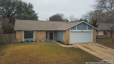 Single Family Home For Sale: 5950 Brambletree St