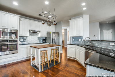 Cibolo Single Family Home Back on Market: 513 Canterbury Hl