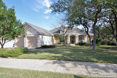 Helotes Single Family Home For Sale: 122 Santa Ursula