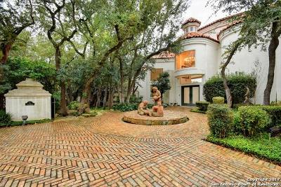 San Antonio Single Family Home Back on Market: 3 Ashley Greens