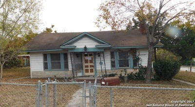 Single Family Home Price Change: 850 Texas Ave