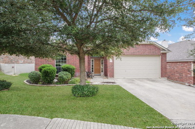 San Antonio Single Family Home For Sale: 8319 Setting Moon