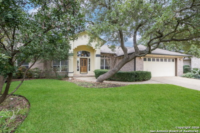 Bexar County Single Family Home For Sale: 18319 Indian Laurel