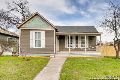 Single Family Home For Sale: 1220 S Pine St