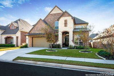 Cibolo Single Family Home For Sale: 817 Alpino